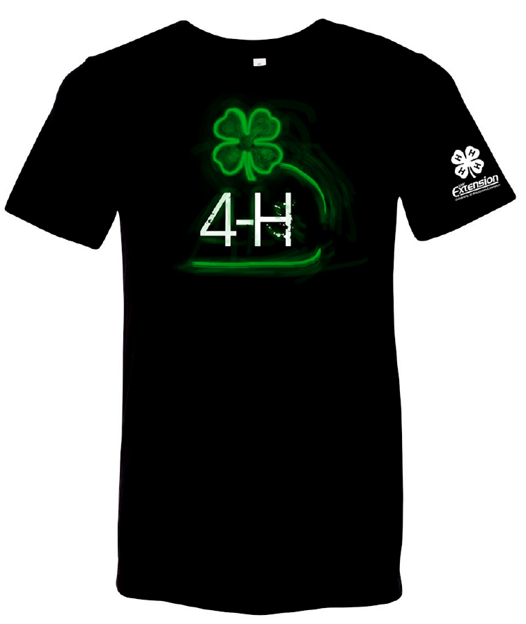 T Shirt Design Size Youth And Adult